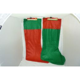 "72 of 35"" Xmas Stocking"
