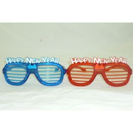 36 of Flash New Year Glasses