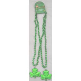"""144 of 2pk 14"""" St. Patricks Necklace"""