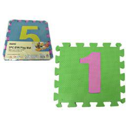 72 of Eva 3pcpuzzle Number Mat