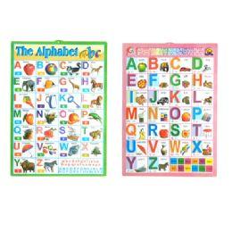 "144 of Poster Alphabet 16.15x22.45"""