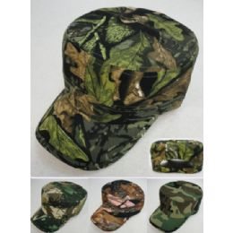 12 of Cadet Hat [assorted Camo]
