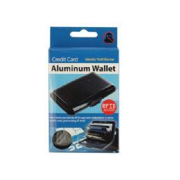 36 of Aluminum Credit Card Wallet