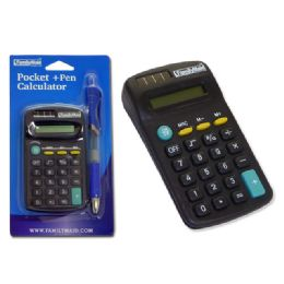 144 of Calculator With Pocket Pen