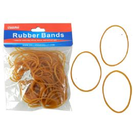 144 of Yellow Color Rubber Band