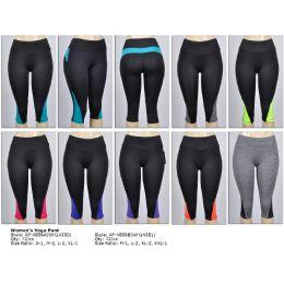 72 of Womens Yoga Capri