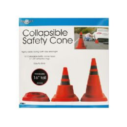 6 of Collapsible Traffic Safety Cone With Reflective Rings