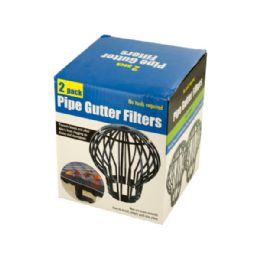 36 of Pipe Gutter Filters Set