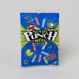 72 of 4 Oz Sour Punch Bites Peg Bag