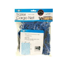 12 of Trailer Cargo Net With Hooks