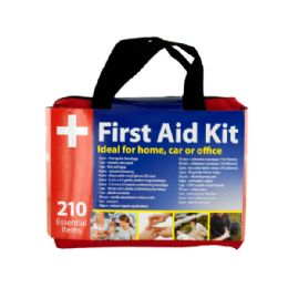 6 of First Aid Kit In Easy Access Carrying Case