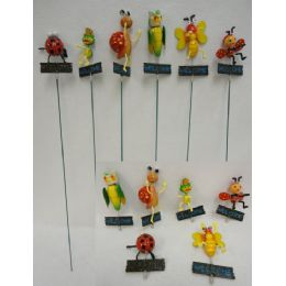 48 of Yard Stake [frog/owl/snail/bee/bugS-Welcome Sign]