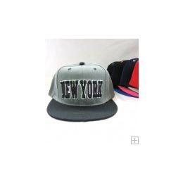 48 of Kids Snap On New York Cap