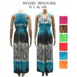48 of Womans Long Fashion Summer Dress