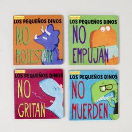 48 of Board Book Spanish Little Dinos