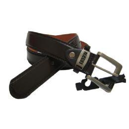 144 of Men's Brown Belt