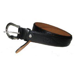 144 of Men's Brown Eagle Belt