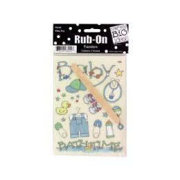 144 of Baby Boy RuB-On Transfers