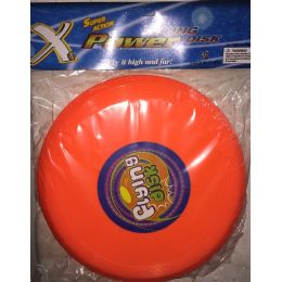 144 of Assorted Color Frisbee