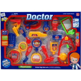 12 of 18pc Boy's Doctor Play Set In Window Box