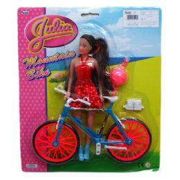 48 of Julia With Mountain Bike
