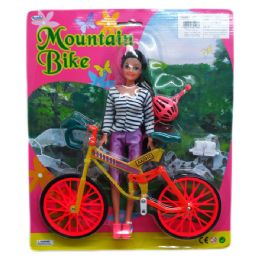 36 of Doll With Mountain Bike