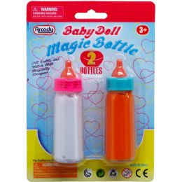 144 of Two Piece Magic Toy Baby Bottle