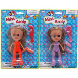 """48 of """"miss Arely"""" Fashion Doll"""