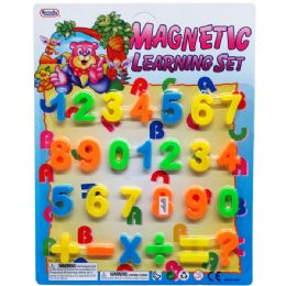 48 of Magnetic Numbers Learning Play Set