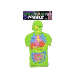 72 of Foam Anatomy Puzzle