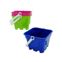 72 of Square Mold Beach Pail