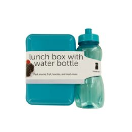 12 of Lunch Box With Water Bottle