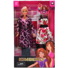 24 of Fashion Doll With Extra Outfit In Window Box