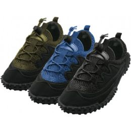 "36 of Men's Lace Up ""wave"" Water Shoes"