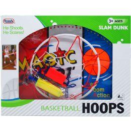 """12 of 19.5"""" Width Backboard Basketball Play Set In Window Box"""