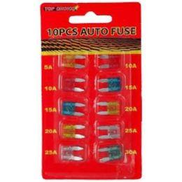 72 of 10pc Auto Fuse