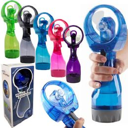 30 of Battery Operated Water Misting Fans