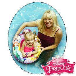 12 of Disney's Princesses Junior RidE-in
