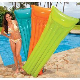 24 of Intex Inflatable Pool Float Mattresses