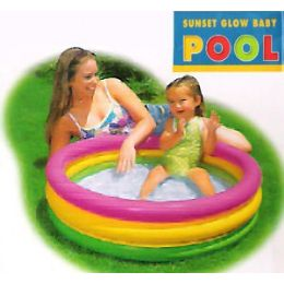 6 of Inflatable Sunset Pools