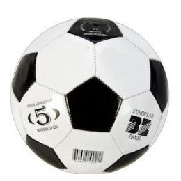 30 of Official Size Soccer Balls.