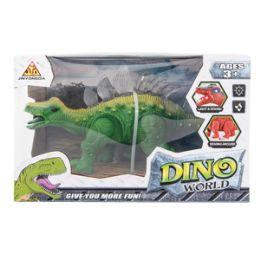 12 of Light-up Dino World Stegosaurus with Sound