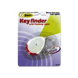 72 of Sonic Key Finder Key Chain With Flashing Light