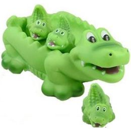 24 of Bath Pals - Alligator Family.