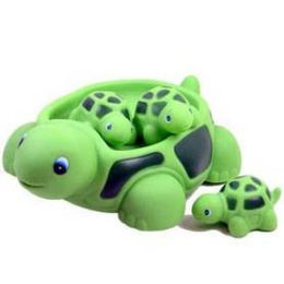 24 of Bath Pals - Turtle Family