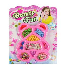 72 of Beauty Fun Bear Bead Kits