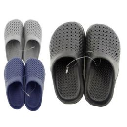 72 of Boys Garden Shoes Assorted Colors And Sizes