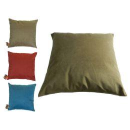 24 of Pillow Accent 43x43cm 3asst