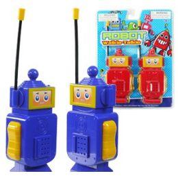 24 of Robot Walkie Talkie Sets