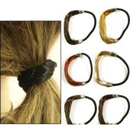 288 of Natural Color Pony Tail Holders
